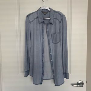Softest chambray shirt